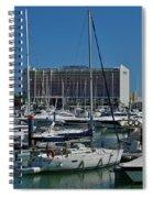 Vilamoura Marina 4 Spiral Notebook