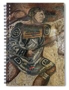 Villa Borghese Fighter Spiral Notebook