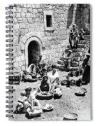 Village Of Cana Spiral Notebook