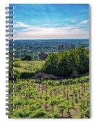 Vines Spiral Notebook