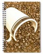 Vintage Scoops Spiral Notebook
