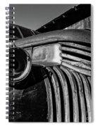 Vintage Truck Jerome Arizona Spiral Notebook