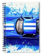 Viper Trails Spiral Notebook