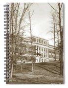Walter Reed General Hospital Dec. 2, 1924 Spiral Notebook