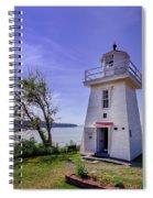 Walton Lighthouse Spiral Notebook