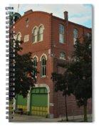 Washington Fire Company - Conshohocken Pennsylvania Spiral Notebook