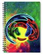Watcher 3 Spiral Notebook