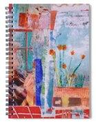 Watching My Garden Grow Spiral Notebook