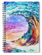 Wave Of Promises Spiral Notebook