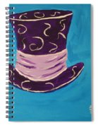 We Are All Mad Spiral Notebook