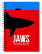 We Need A Bigger Boat Spiral Notebook