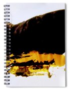 We Will Fly Like An Autumn Sky Spiral Notebook