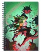 Weirdworld Spiral Notebook