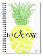 Welcome Spiral Notebook