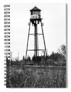 Weldwood Water Tower Spiral Notebook