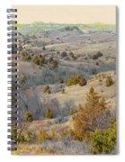 West Dakota Hills Reverie Spiral Notebook
