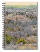 West Dakota Prairie Reverie Spiral Notebook