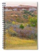 West River Autumn Reverie Spiral Notebook