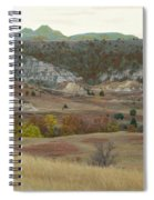 Western Edge Grasslands Grandeur Spiral Notebook