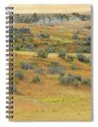 Western Edge September Reverie Spiral Notebook
