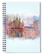 Westminster Abbey Spiral Notebook