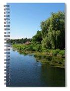 Westport Harbour On Upper Rideau Lake Spiral Notebook