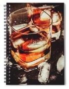 Wet Bar Spiral Notebook