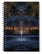 When Courage Springs Forth Spiral Notebook