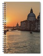 When The New Day Begins Spiral Notebook