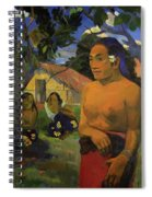 Where Are You Going 1892 Spiral Notebook