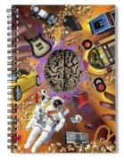 Where Is My Mind? Spiral Notebook