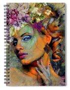 Where My Secret Lies Spiral Notebook