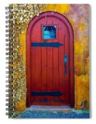 Where Now Spiral Notebook
