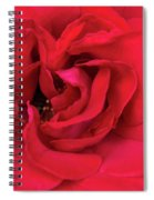Whisper Of Passion Spiral Notebook