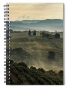 White Chapel Spiral Notebook