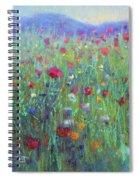 Wild Meadow Spiral Notebook