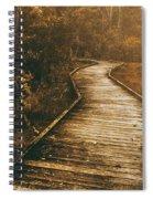Wild Routes Spiral Notebook
