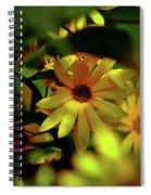Wild Sunflower Spiral Notebook