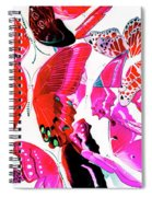 Wild Vibrancy Spiral Notebook