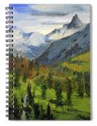 Wilderness Adventure Spiral Notebook