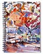 Williamsburg Color Spiral Notebook
