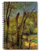 Willows 1885 Spiral Notebook