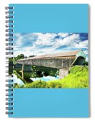 Windsor Cornish Bridge Spiral Notebook