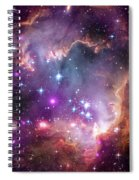 Wing Of The Small Magellanic Cloud Spiral Notebook
