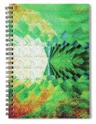 Winged Migration Spiral Notebook
