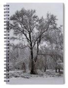 Winter Survivor Spiral Notebook