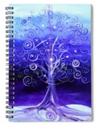 Winter Tree One Spiral Notebook