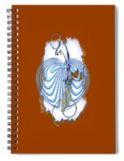 With Love Spiral Notebook
