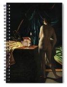 Woman Spiral Notebook