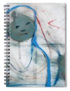 Woman On Her Own Spiral Notebook